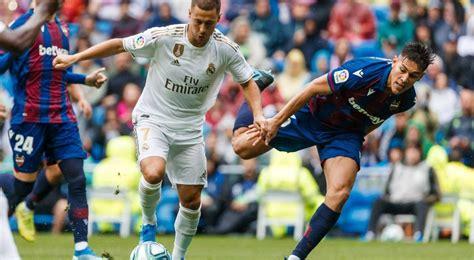 ROJA DIRECTA: Real Madrid vs Levante EN VIVO ONLINE GRATIS ...