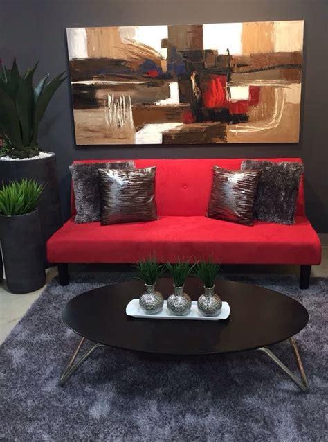 Rojo!!! in 2019 | Living room red, Red interior design ...