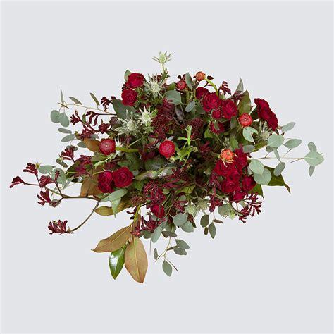Rojo y Oro   Tienda Online Flores   Centro Flor Natural ...