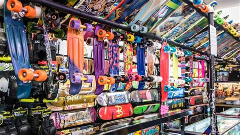 Roll on: Check out these skate shops near BART   BARTable