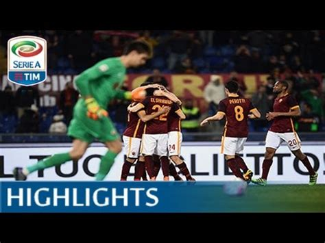 Roma   Fiorentina 4 1   Highlights   Matchday 28   Serie A ...