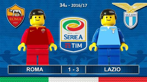 Roma Lazio 1 3 • DERBY Capitale • Serie A Serie A 2017  30 ...