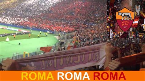 Roma Roma Roma Inno ufficiale AS Roma  antonello Venditti ...