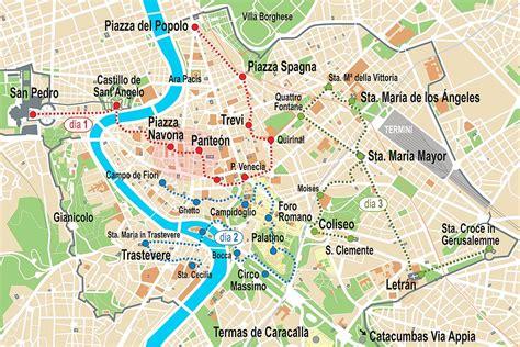 Roma   Visita ideal para 2 días, 3 días, 4 días de estancia