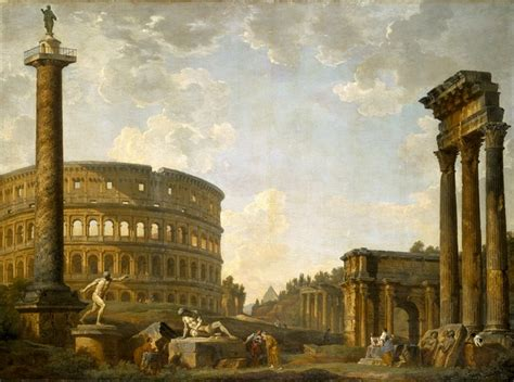 Roman Capriccio: The Colosseum and Other Monuments ...