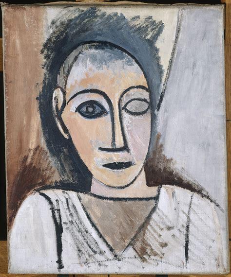Romanesque Picasso   Museu Nacional d Art de Catalunya