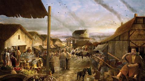 Romans Revisited – Peterborough Museum Illustrations   DazPix