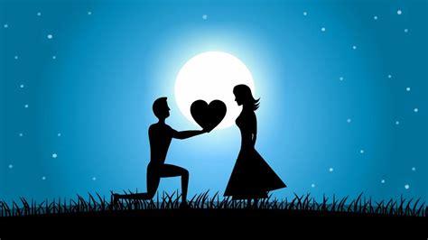 Romantic Animated Love Story | Animated Love Greeting ...