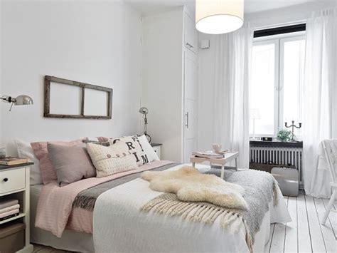 Romantic Apartment Interior Featuring Neutrals And Pastels