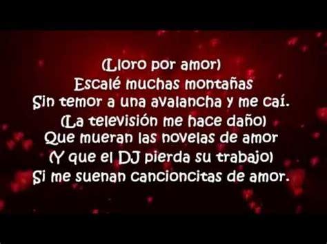 Romeo Santos Cancioncitas de Amor letra   YouTube