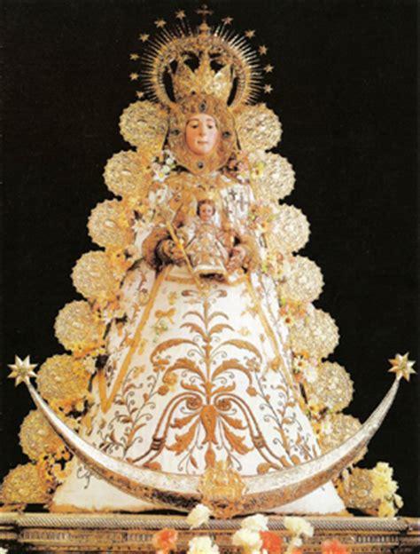 Romeria La Virgen del Rocio, annual procession of The ...