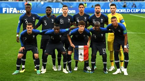 Rompe la cábala: Francia usará por primera vez en el ...
