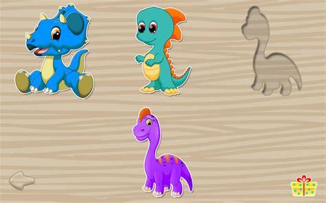 rompecabezas de dinosaurios para niños   GRATIS for ...