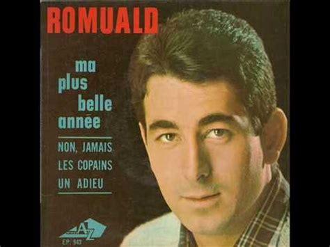 ROMUALD   les copains   1963   YouTube