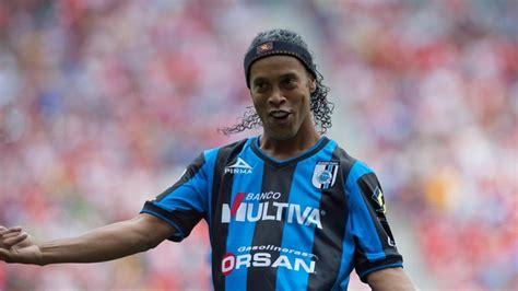 Ronaldinho festeja sus 10 millones de fans en Instagram ...