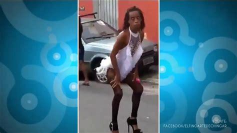 Ronaldinho hace baile sensual en carnaval Imagen Televisión