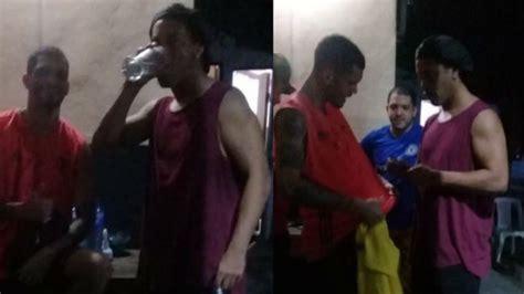 Ronaldinho: los presos se pelean por fichar al brasileño ...