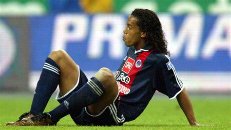 Ronaldinho no entrenaba nunca, venía solo para jugar