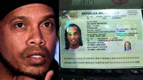 Ronaldinho podría ir a la cárcel en Paraguay por uso de ...
