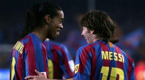 Ronaldinho regresará por un día con el FC Barcelona ...