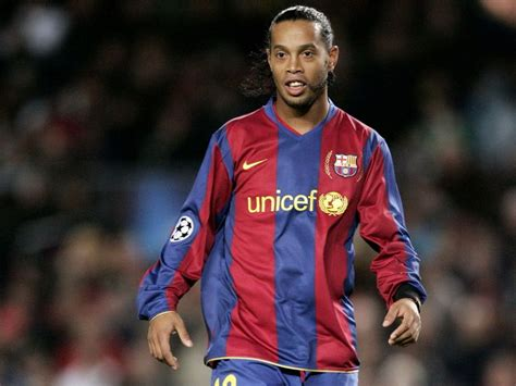 Ronaldinho says Pep Guardiola wanted him to stay at ...