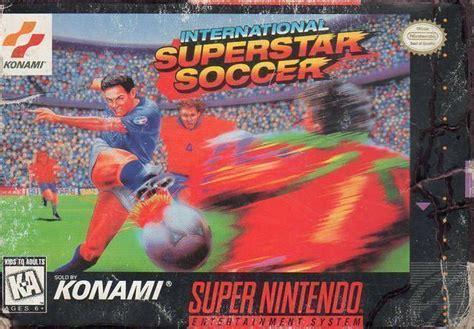 Ronaldinho Soccer 97 Snes