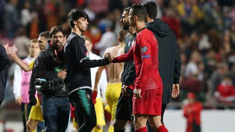 Ronaldo, Joao Felix headline Portugal squad