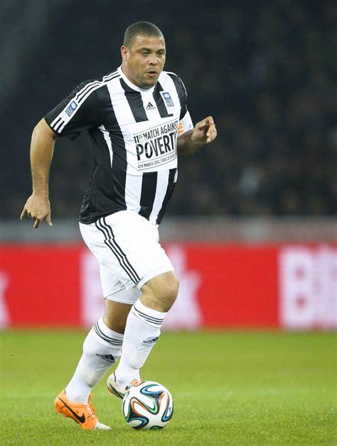 Ronaldo le responde a Romario por ataques   Grupo Milenio