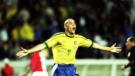 Ronaldo Nazario El Phenomenon Magical Skills   YouTube
