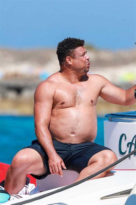 Ronaldo Nazario: Este es su impactante aspecto en su nueva ...
