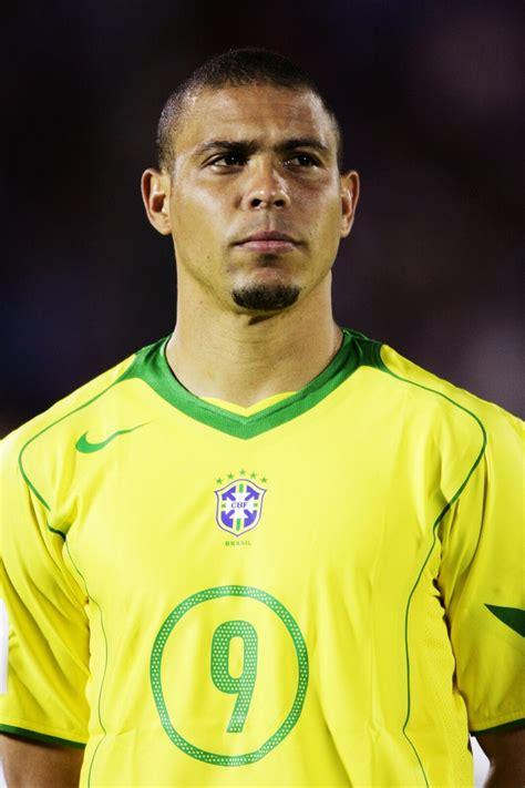 "Ronaldo Nazario ""Il Fenomeno""   fenomen futbolu z Brazylii"