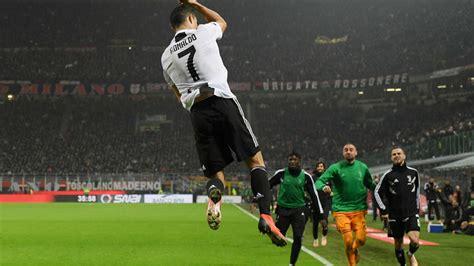 Ronaldo vs Ac Milan   Notícia