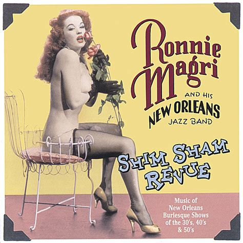 Ronnie Magri & his New Orleans Jazz Band | Shim Sham Revue ...