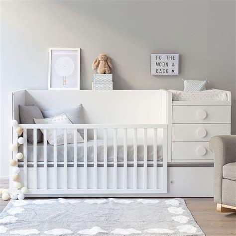 Room cuna convertible | Baby room | Cuna convertible ...