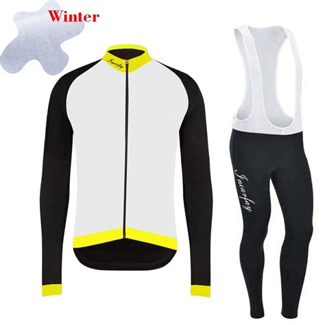 Ropa ciclismo hombre invierno Cycling jersey Sets Winter ...