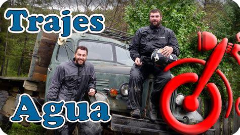 Ropa de agua para viajar en moto   YouTube