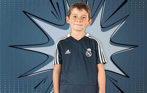 Ropa entrenamiento Real Madrid niño. #futbolmania # ...