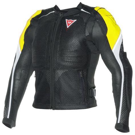 Ropa moto carretera Dainese Sport Guard Black Yellow Fluo ...