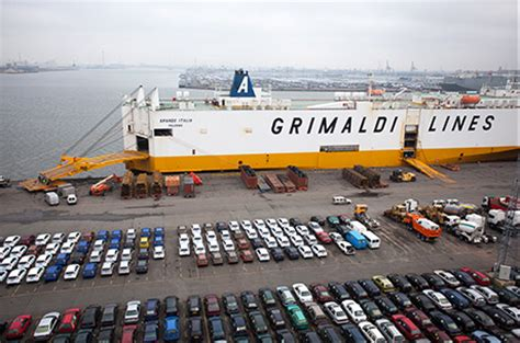 RORO Shipping Vehicles from USA to Nigeria | Carex Shipping