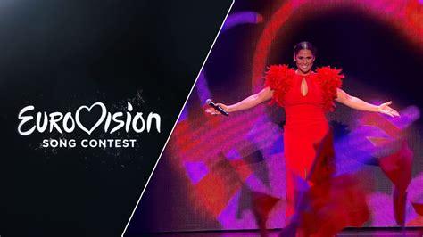 Rosa López   Spanish Eurovision Medley  LIVE  Eurovision ...