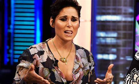 Rosa López, tras detectarse un bulto en el pecho:  Estoy ...