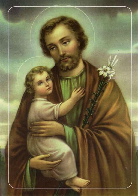 rosanadesiempre: 19 de Marzo. Día de San José.