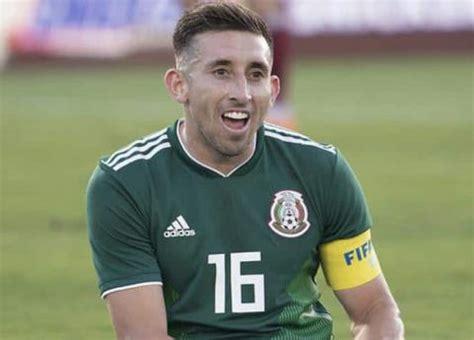 ¡Rostro nuevo! Héctor Herrera aparece tras cirugía estética