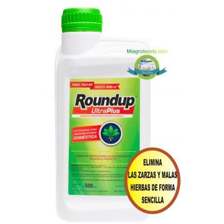 ROUNDUP 500 ml. Herbicida total concentrado sin efecto ...