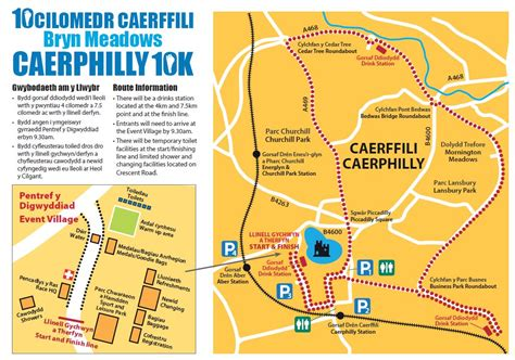 Route information | Caerphilly 10k   Sunday 20th May 2018