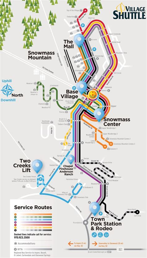 Routes & Schedules | Snowmass Village Transportation ...