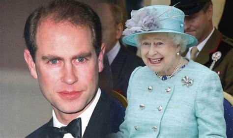 Royal news: How Queen  FORGOT Edward s birthday  amid ...