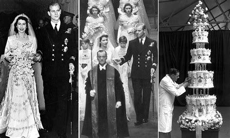 Royal Wedding: Queen Elizabeth II and Prince Philip s ...