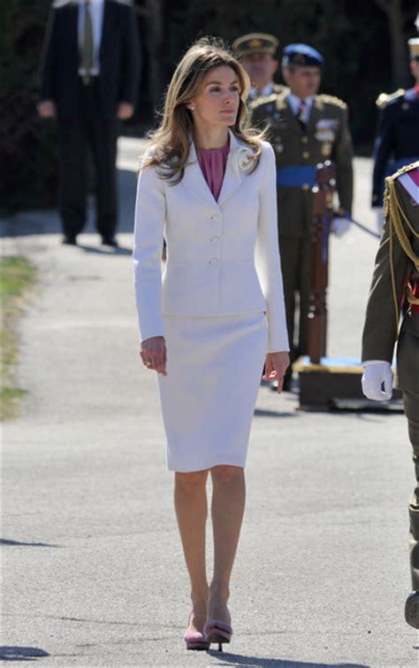 RoyalDish   Felipe & Letizia attend Military Academy at ...