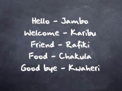 Ruanda quiere hacer del suajili su cuarto idioma oficial ...